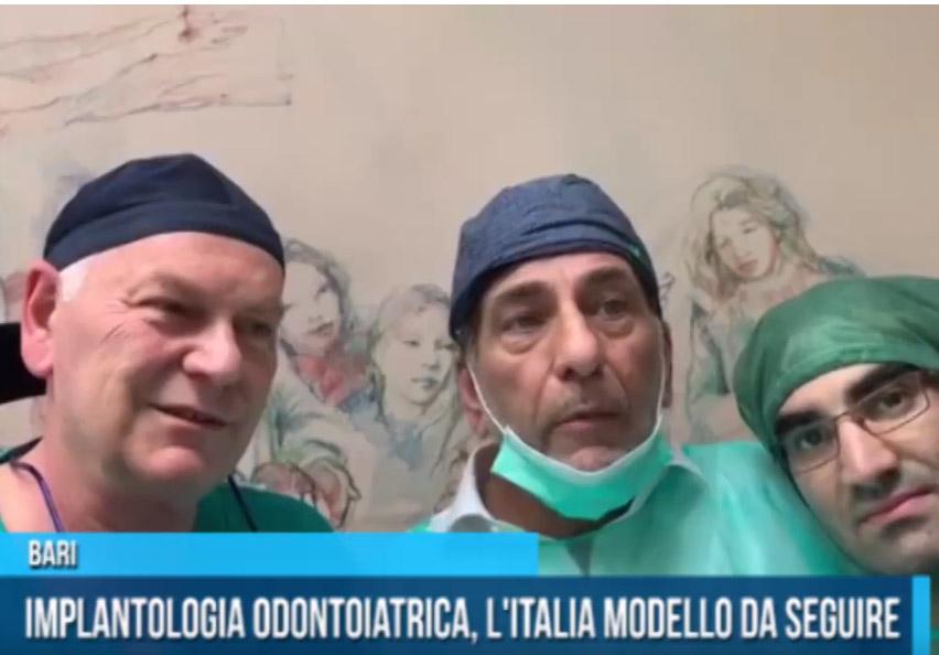 Bari | Implantologia Odontoiatrica, Italia modello da seguire